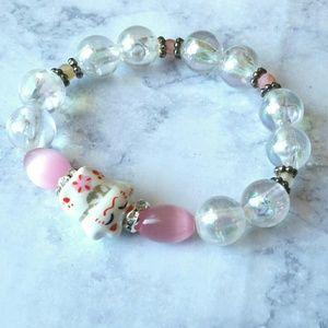 Jewelry - Kawaii lucky cat bracelet